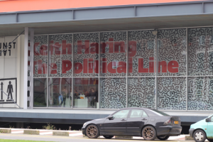 Keith Haring in de Kunsthal