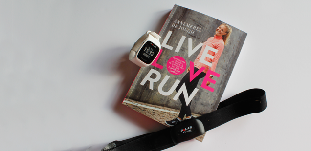 Annemerel de Jongh Live Love Run