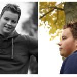 Photoshoot Romy, Erwin & Tom