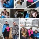 Photoshoot 4 van 5 familiefoto's