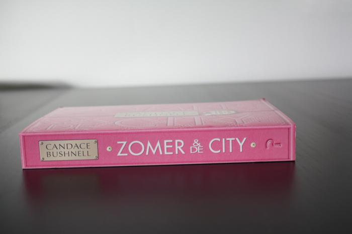 Candace Bushnell - Het nieuwe dagboek van Carrie - Zomer en de city