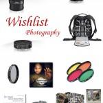 Fotografie wishlist