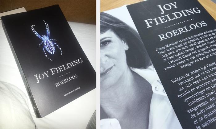Joy Fielding - Roerloos - Psychologische thriller