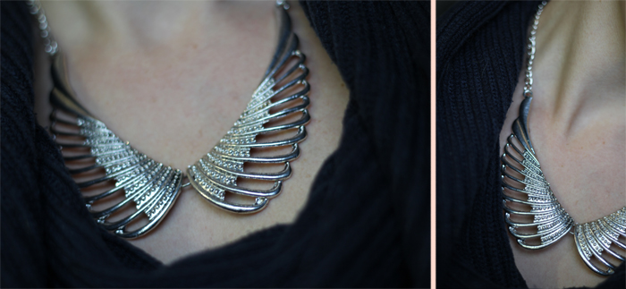 In ♥ with: Statement necklace