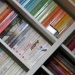 Een kast vol met boeken maar wat ga ik lezen