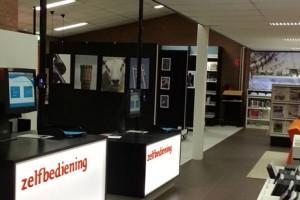 Expositie bibliotheek Schoonhoven