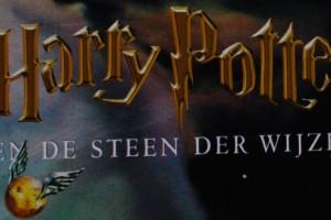 JK Rowling Harry Potter en de steen der wijzen