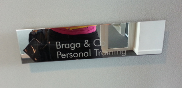 Braga & Co personal training