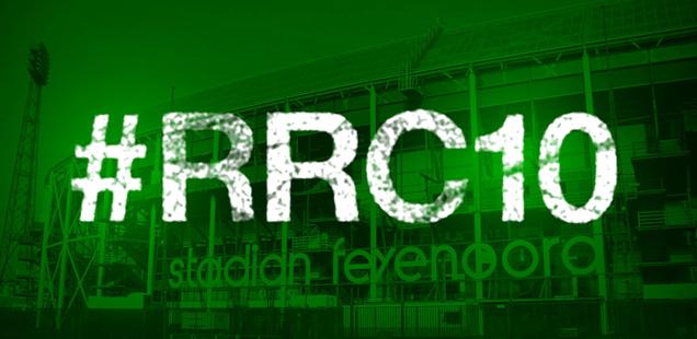 #RRC10 Rotterdam Running Crew - De Kuip