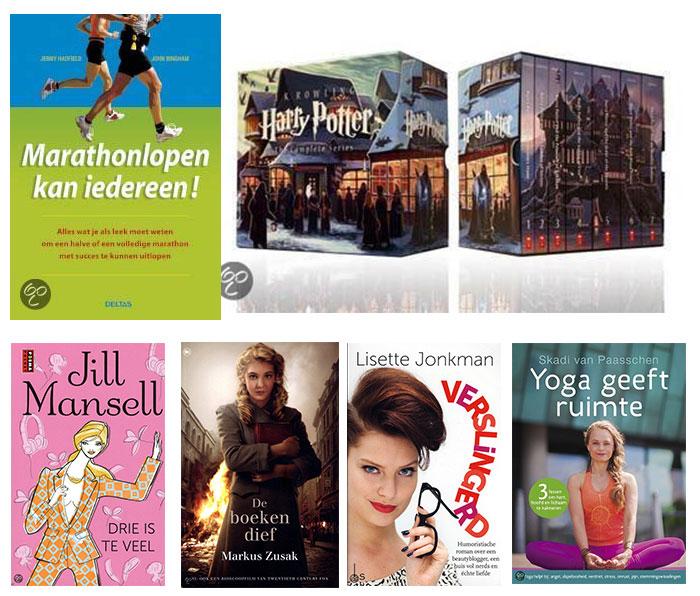 Top Ten Thursday: Top 10 Boeken die Sinterklaas in mijn schoen mag stoppen