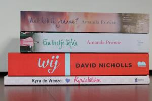 Nieuwe boeken januari