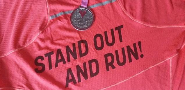 10 km Ladiesrun Rotterdam 2015