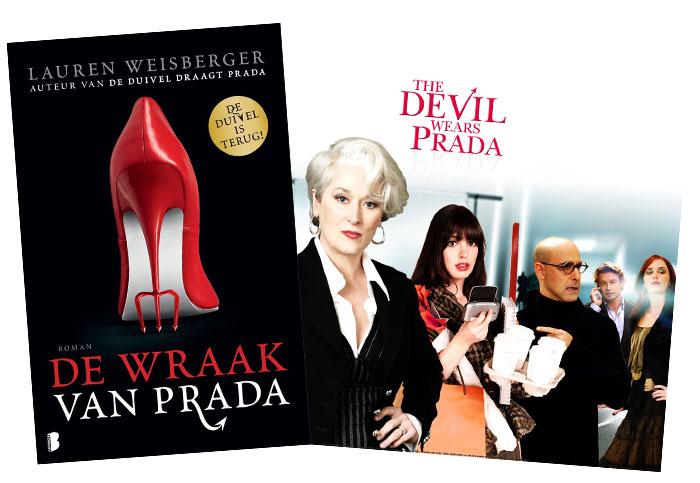 De wraak van Prada