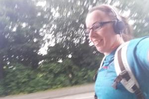 Run juni 87 km wezen hardlopen