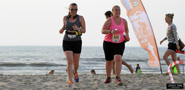 Beach Run Challenge Kijkduin