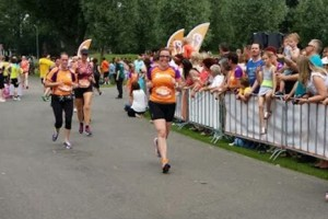 Run for KiKa 10 km Rotterdam