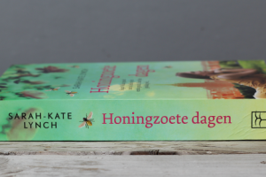 Sarah-Kate Lynch - Honingzoete dagen