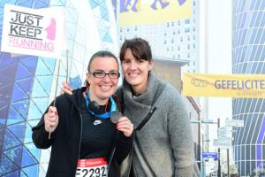 De halve marathon van Eindhoven