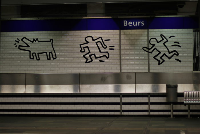 Keith-haring-in-de-kunsthal-1