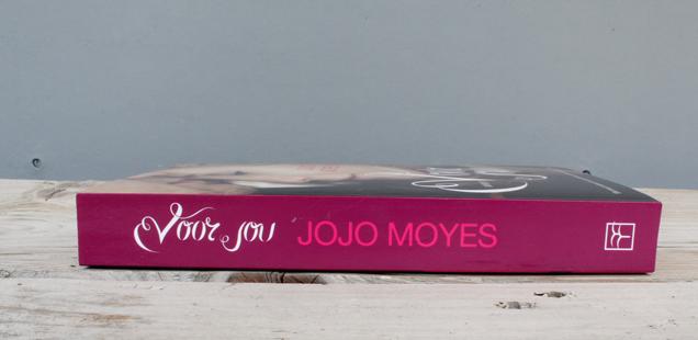 Jojo Moyes - Voor jou