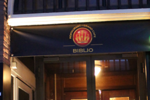 Drink & eat in Rotterdam: Biblio