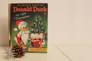 Een gouden kerst met Donald Duck en zijn vrienden