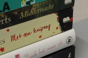 Boekenfestijn aankopen 2016