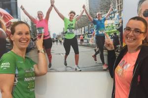 De magie van Rotterdam Marathon weekend