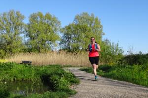 Kilometers maken #28