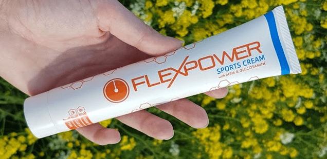 Flexpower - Het product voor stijve en stramme spieren